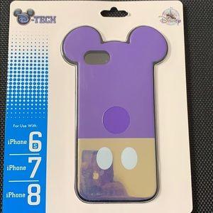 Disney IPhone case 6, 7 , 8